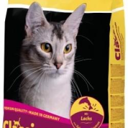 JOSERA Classic,  полнорационный корм для взрослых кошек с высококачественной рыбой, лосось 4%