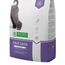 Nature's Protection Adult Lamb,  корм с мясом ягнёнка для собак всех пород