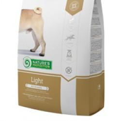 Nature's Protection Adult Light, корм для собак всех пород после стерилизации и склонных к полноте