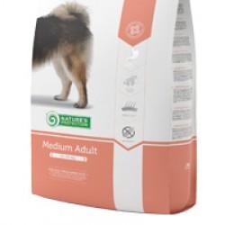 Nature's Protection Adult Medium,  корм для собак средних пород