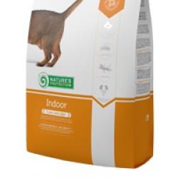 Nature's Protection Indoor, сухой корм для взрослых кошек, ведущих домашний образ жизни