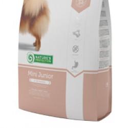 Nature's Protection Junior Mini, сухой корм для щенков собак мелких пород