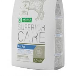 Nature`s Protection Superior Care Anti Age Cat,  антивозрастной корм для кошек