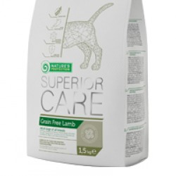 Nature`s Protection Superior Care Grain Free Lamb, беззерновой корм для собак с ягнёнком