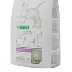 Nature`s Protection Superior Care Grain Free, Специальный сухой корм для собак без зерновых