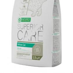 Nature`s Protection Superior Care White Cat, корм для кошек белых пород в возрасте от 1 года