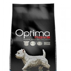 Optimanova PUPPY MINI CHICKEN & RICE (Птица и рис), корм для щенков мелких пород от 2 до 10 месяцев