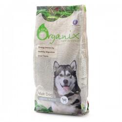 Organix Adult Dog Lamb, корм для собак с ягненком для чувствительного пищеварения