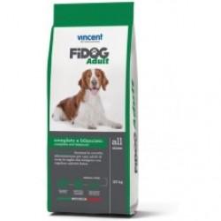Vincent FIDOG Adult, Полнорационный корм для взрослых собак всех пород (мясо и злаки)